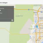 Localización Adagio en Miami