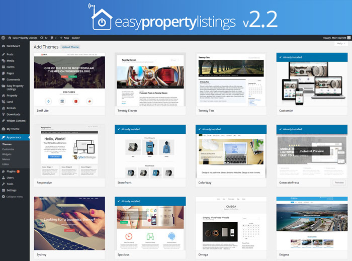 Easy Property Listings 2.2 Released - Easy Property Listings ...