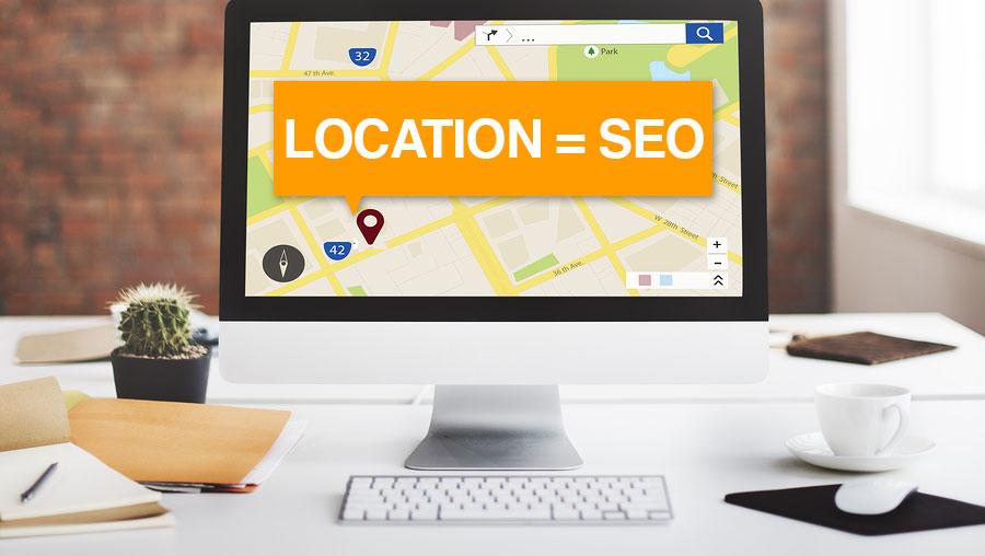 Location Profiles Boost Website SEO