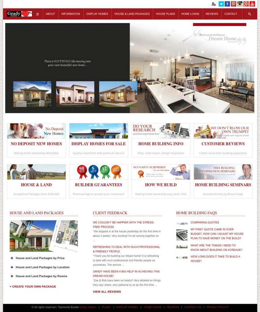 Grady Homes - Townsville Builder