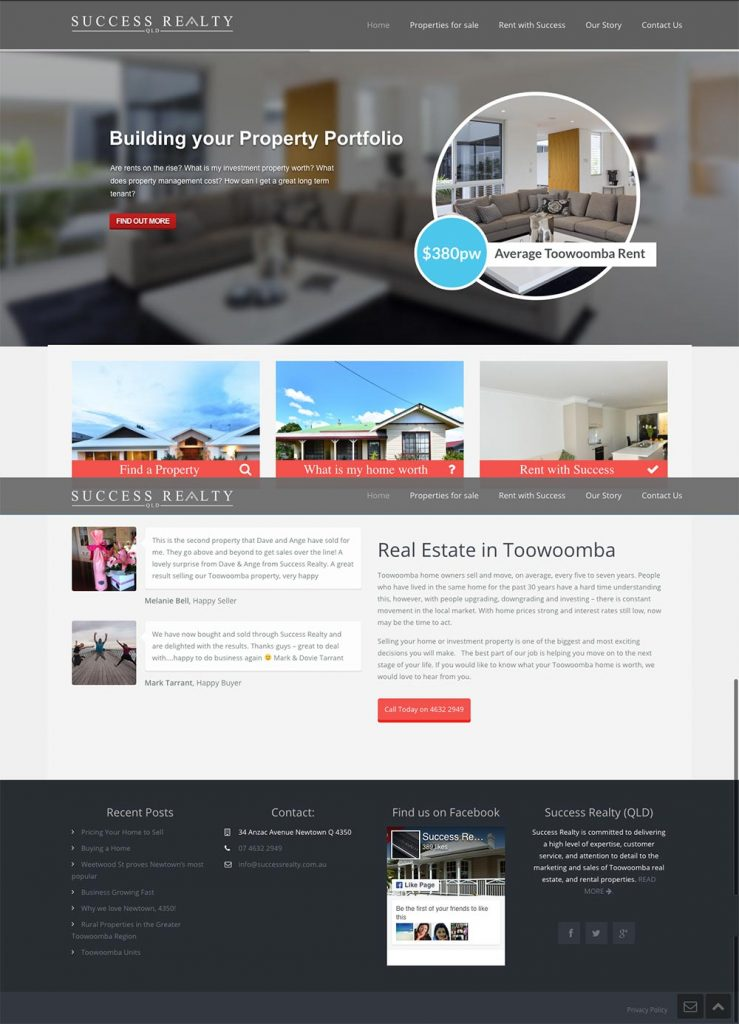 Success Realty - Toowoomba Real Estate Agents and Property Managers