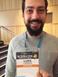 luke-carbis-at-wordcamp-sydney-2016