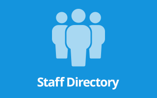 Staff Directory Extension for Easy Property Listings
